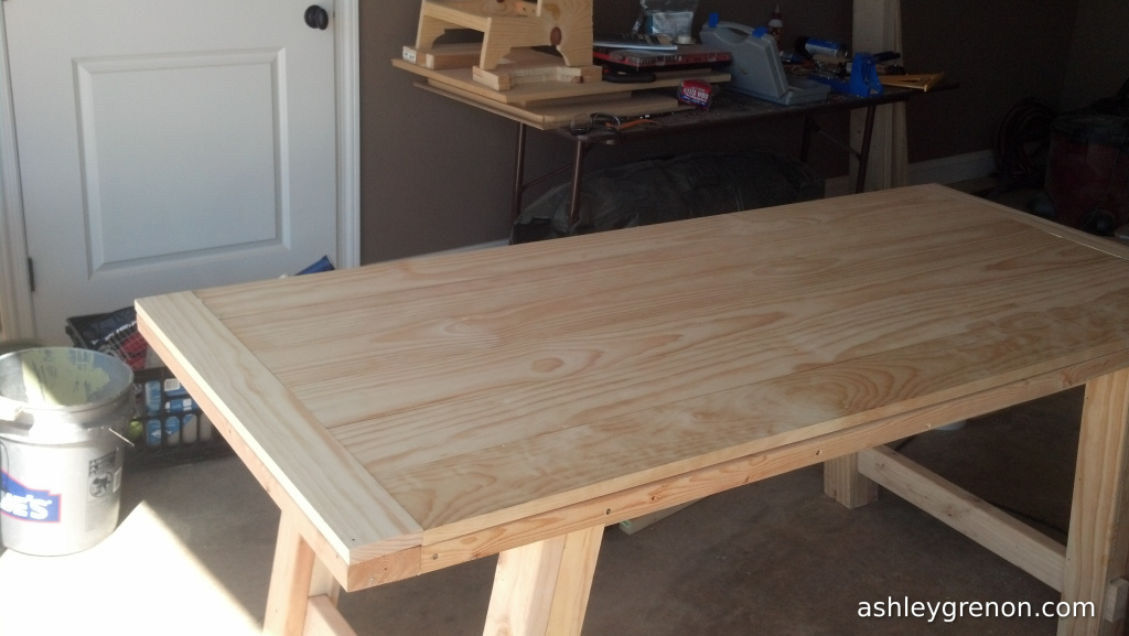 Diy Benchwright Farmhouse Table Plans By Ana White